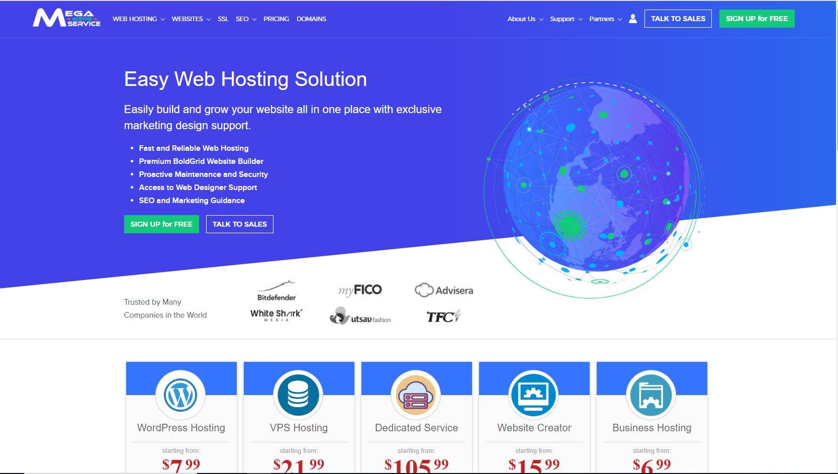 Megahostingservice.com